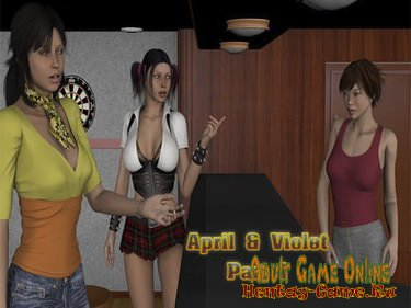 April & Violet (Full Game)