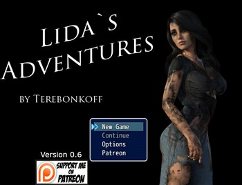 Lida's Adventures - Episode 2 [v0.7] (2018/ENG)