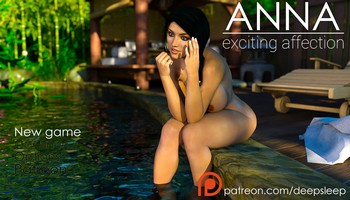 Anna: Exciting affection [v0.5] (2017)