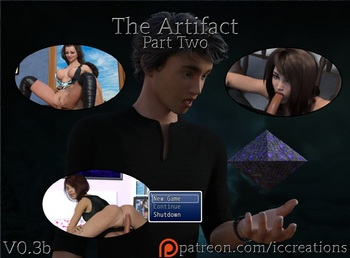 The Artifact: Part Three [v0.1.0] (2017/ENG)