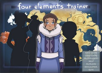 Four Elements Trainer [v0.8.4c] (2020/ENG)
