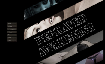 Depraved Awakening [v1.0 Completed] (2018/ENG)