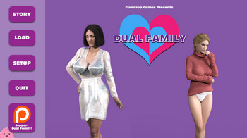 Dual Family [v.0.82 Acts 1 - 7] Custom Edition (2017/RUS)
