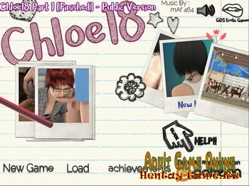 Chloe18 part 1 (онлайн секс игра)