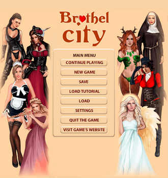 Brothel City [v.1.1] (2019/ENG/RUS)