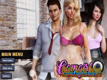 Camgirl Confessions (adult internet games)