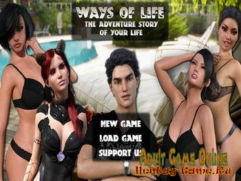 Ways of Life v0.5.2 (erotic online game)