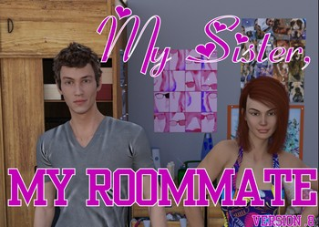 My Sister, My Roommate [v.0.9] (2018/ENG)