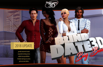 Blind Date 3D BIG BANG [v1.01 Final] (2018/ENG)