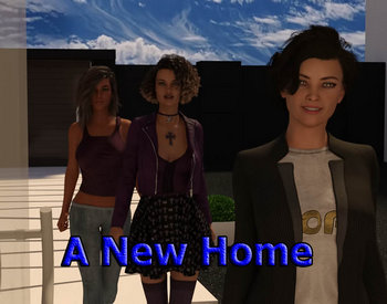 Новый дом / A New Home [v.0.73] (2018/ENG)