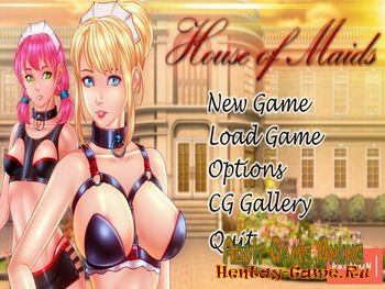 House of Maids v0.0.3A (играть онлайн)