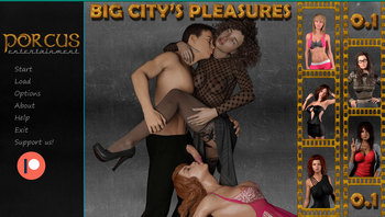Big City's Pleasures [v0.3.1] (2020/ENG/ESP)