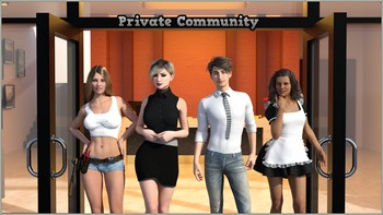 Private Community [v.0.1.3] (2019/ENG)