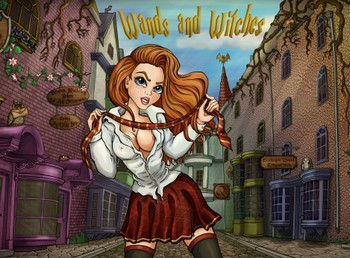 Wands and Witches [v0.66d] (2018/RUS/ENG)