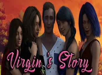 История девственниц / Virgin's Story [v.1.0 Final] (2018/RUS/ENG)