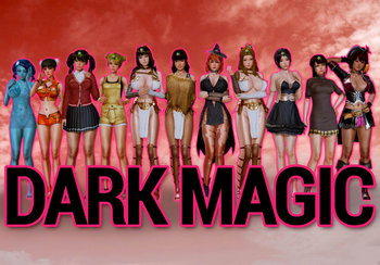 Dark Magic [v.0.7.0B] (2019/ENG)