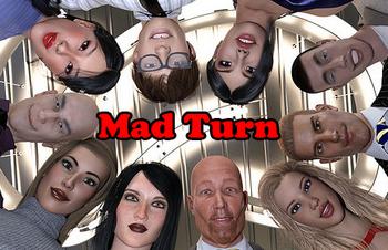 Безумный Поворот / Mad Turn [v.0.8] (2020/RUS/ENG)