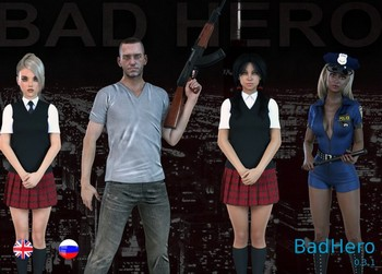 Плохой герой / BadHero [v.1.3.4f] (2020/RUS/ENG)