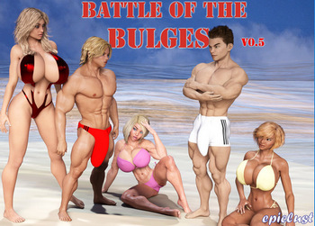 Battle of the Bulges [v.0.6 Fixed] (2019/RUS)