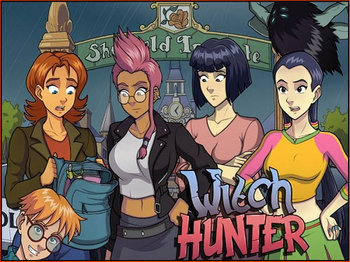 Witch Hunter [v.0.7.1] (2020/RUS/ENG)