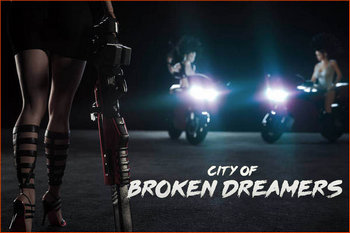 City of Broken Dreamers [v.0.2.2] (2019/ENG)