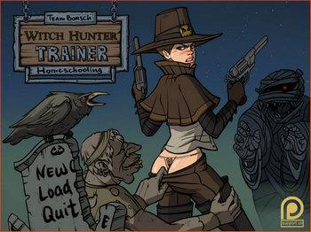 Witch Hunter Trainer [vFresh Fish] (2021/ENG)