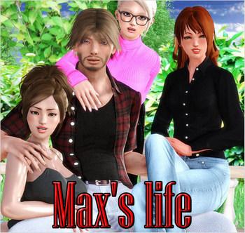 Max's Life [v0.23] (2019/RUS)