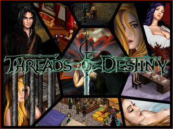 Threads of Destiny [v.0.1.3] (2019/RUS/ENG)