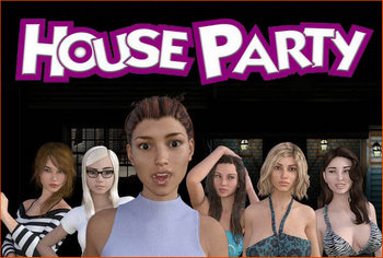 House Party [v.0.17.2] (2020/RUS/ENG)