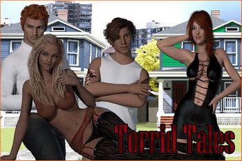 Torrid Tales [v.0.4.8] (2019/ENG)