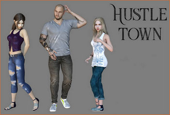 Hustle Town [Complete] (2020/ENG)