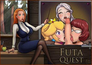 Futa Quest [v.0.45] (2019/ENG)