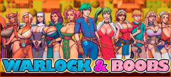 Warlock and Boobs [v.0.334] (2020/RUS/ENG)