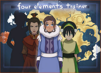 Four Elements Trainer [v.0.8.1] (2019/RUS)