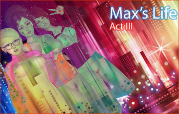 Max's Life [v0.32 + Chapter 1 Remake] (2020/ENG)