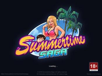 Summertime Saga [v0.18.6] (2019/ENG)