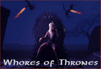 Whores of Thrones [v.0.8] (2019/ENG)