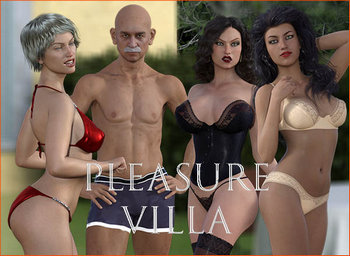 Pleasure Villa [v.1.6] (2020/ENG)