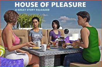House of Pleasure [v.0.4.5] (2019/RUS/ENG/GER)