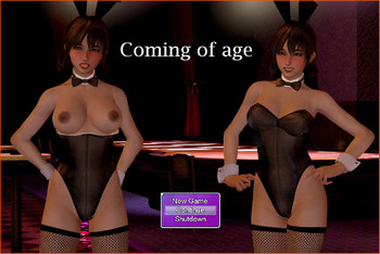 Coming Of Age [v.1.5.1]