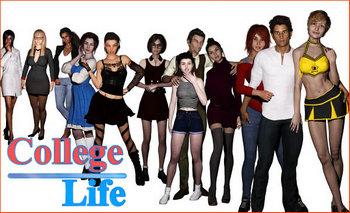 College Life [v.0.3.7 full] (2020/RUS)