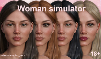 Woman simulator [v.0.3.1] (2019/RUS)
