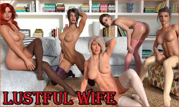 Lustful Wife [v.0.1] (2019/RUS/ENG)
