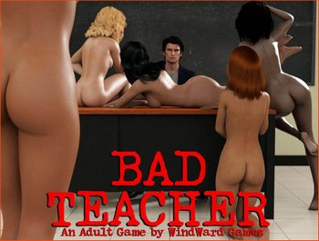 Bad Teacher [v.0.2a] (2020/ENG)