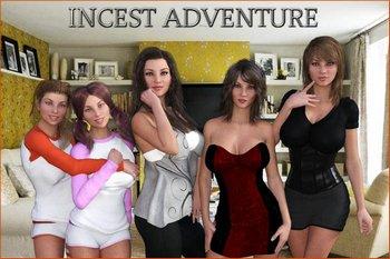 Incest Adventure [v.1.0b] (2017/RUS/ENG)