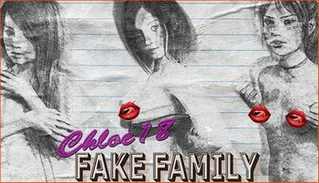 Chloe 18 Fake Family [v.0.3] (2020/ENG)